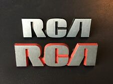 RCA Vintage Badges Shure Altec Western Electric Electro Voice Astatic