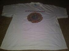 Vtg Whitesnake T-Shirt Xl Men Music Rock World Tour 2003