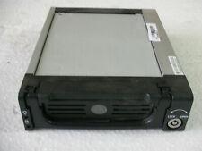 """Cassetto estraibile in alluminio Icy box Hot Swap SATA per hdd 3,5"""" con ventola"""