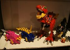 2015 Bandai POWER RANGERS Dino Charge MEGAZORD - Complete + Extras