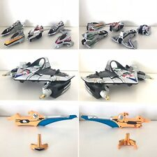DX Timeranger Robo Shadow Winger - Power Rangers Time Force Megazord Jet Flyer