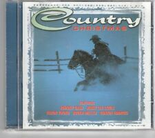 (GK469) Country Christmas, 18 tracks various artists - 1997 CD