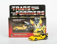 Transformers G1 Sunstreaker reissue brand new improved verion!