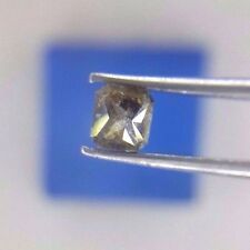 Big 0.52TCW Cushion Rose cut African Loose Natural Diamond