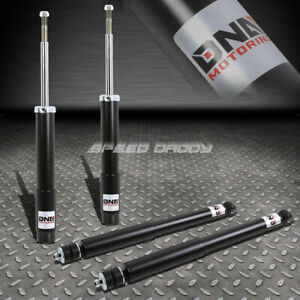 FOR 85-93 MUSTANG DNA FRONT+REAR OE GAS SHOCK ABSORBER STRUTS SPRING/COILOVER