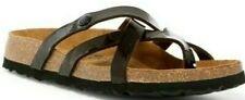 NEW womens shoes Birkenstock Betula  Vinja croko Brown Sandals size 11-11.5 42 N