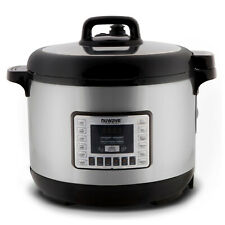 Nutri-Pot 13 Qt. Stainless Steel Electric Pressure Cooker by  NuWave