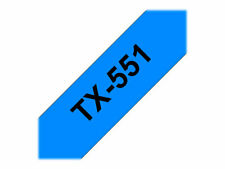 Brother Blue Roll (2.4 cm) 1 roll(s) labels Labels Rolls TX551