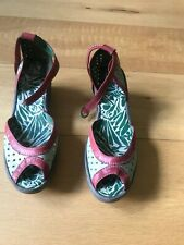 FLY Wedge sandals 7