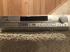 Panasonic Dolby Theater Sound System Model SA HT70 Silver- DVDs not working