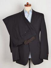 Paul Smith x Lardini Anzug Suit Gr 50 Made in Italy Wolle Wool Streifen Busines