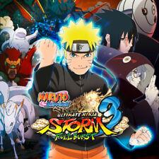 Naruto Shippuden Ultimate Ninja Storm 3 Full Burst Region Free PC KEY (Steam)