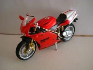 Ducati 998 R Red Burago 1:18