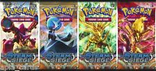 POKEMON CARDS XY-11 STEAM SIEGE SEALED BOOSTER PACKS (X4)