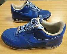 Nike Air Force 1 Game Royal Blue AF1 Size Uk 5.5 Trainers. Rare