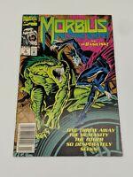 Morbius The Living Vampire #6 (Feb 1993) Marvel Comics Vic Slaughter 1st App