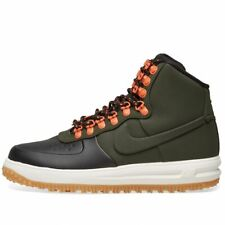 Nike Lunar Force 1 Duckboot '18 | UK 13 EU 48.5 US 14| BQ7930-004 Black, Sequoia