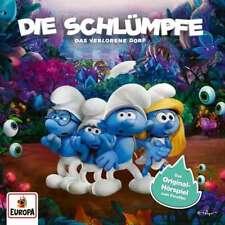 CD * DIE SCHLÜMPFE - HSP ZUM KINOFILM /  DAS VERLORENE DORF # NEU OVP =