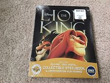 Disney The Lion King(Blu-ray/DVD/Digital)Signature Edition Steel Book Best Buy