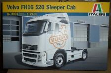 3907 Volvo FH16 520 Sleeper Cab ITALERI 1:24 plastic truck model kit