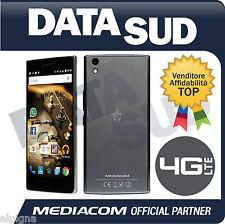 Smartphone MEDIACOM PhonePad Duo X530U OCTA 4G LTE SILVER M-PPBX530U ARGENTO
