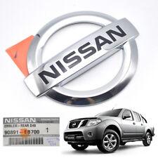 Rear Logo Emblem Genuine Chrome Fits Nissan Frontier NAVARA D40 2006 2013
