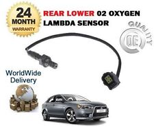 FOR MITSUBISHI LANCER 1.8 MIVEC 2007-2012 REAR POST CAT 02 OXYGEN LAMBDA SENSOR