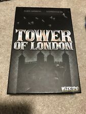 Tower of London Board Game -WizKids*Daryl Andrews/Stephen Sauer Cards R Sealed