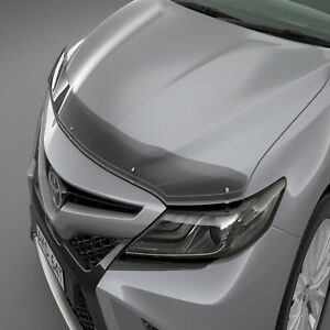 Genuine TOYOTA CAMRY 2.5 Hybrid (AXVH71) 2017 on Tinted Bonnet Protector