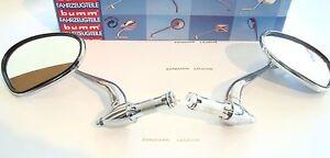 Zündapp pivotante Miroir Boom Massif Chrome RE /& LI C 50 Sport Type 517