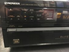 Pioneer Elite VSX-07TX 5.1 Channel Digital Dolby Processing A/V Receiver