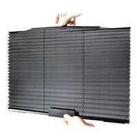 Sonnenschutz Auto Seitenscheibe - Vorhang Sichtschutz Retractable 60cm Universal