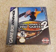 Tony Hawk's Pro Skater 2 (Game Boy Advance) [CIB]