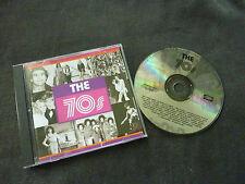 THE 70'S ULTRA RARE CD! BAY CITY ROLLERS TAVARES TOM JONES