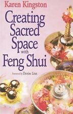 Creating Sacred Space with Feng Shui by Karen Kingston | Paperback Book | 978074