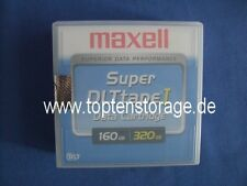 MAXELL SuperDLTtape I CARTUCCIA DI DATI-SDLT i Data Cartridge 220-320 GB NEW