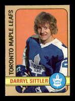 1972 O-Pee-Chee #188 Darryl Sittler  EXMT X1624776