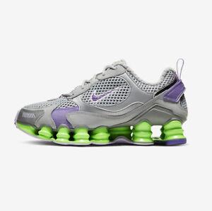 Nike Shox TL Nova Womens Trainers Sneakers Size UK 5.5 (EUR 39) New RRP £150.00