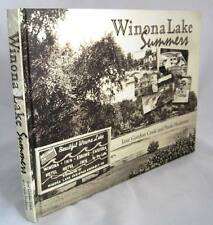 History of Winona Lake Summers Kosciusko County Warsaw Indiana 1st Edition Book