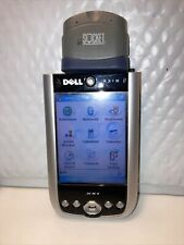 Dell Axim X51 Pda w/Class 1 Socket Scanner Book Scouting Without Sd Card