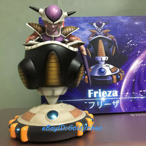 DJ Dragon Ball Airship Frieza Resin Model Painted Statue In Stock Collection New