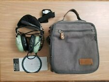 David Clark H10 13.4 Aviation Headset with Carrying Bag and Accessories