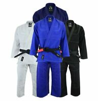 Essential BJJ GI Kimono (White Belt Included)