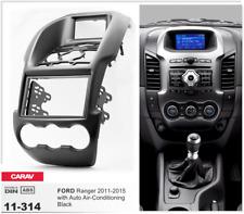 CARAV 11-314 2Din Marco Adaptador de Radio FORD Ranger 2011-2015 Auto Aire Acond
