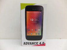 For Parts ! BLU Advance 4.0 Unlocked Dual SIM Phone (White)
