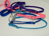 "Adjustable show set , dog collar dog lead all in one set """"""ON SALE """""