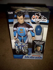 """NEW MX ALLSTARS COLLECTABLE JEREMY MCGRATH THOR YAMAHA 16""""TOY ACTION FIGURE DOLL"""