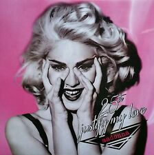 "MADONNA JUSTIFY MY LOVE 12"" VINYL PICTURE DISC PINK COVER (25TH ANNIVERSARY)"