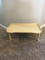 Vintage Stanley Company #120 Folding Bed Tray