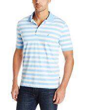 Nautica Mens Striped Polo Blue Wind Mens Size XXL New